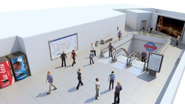 Estación Metrobank