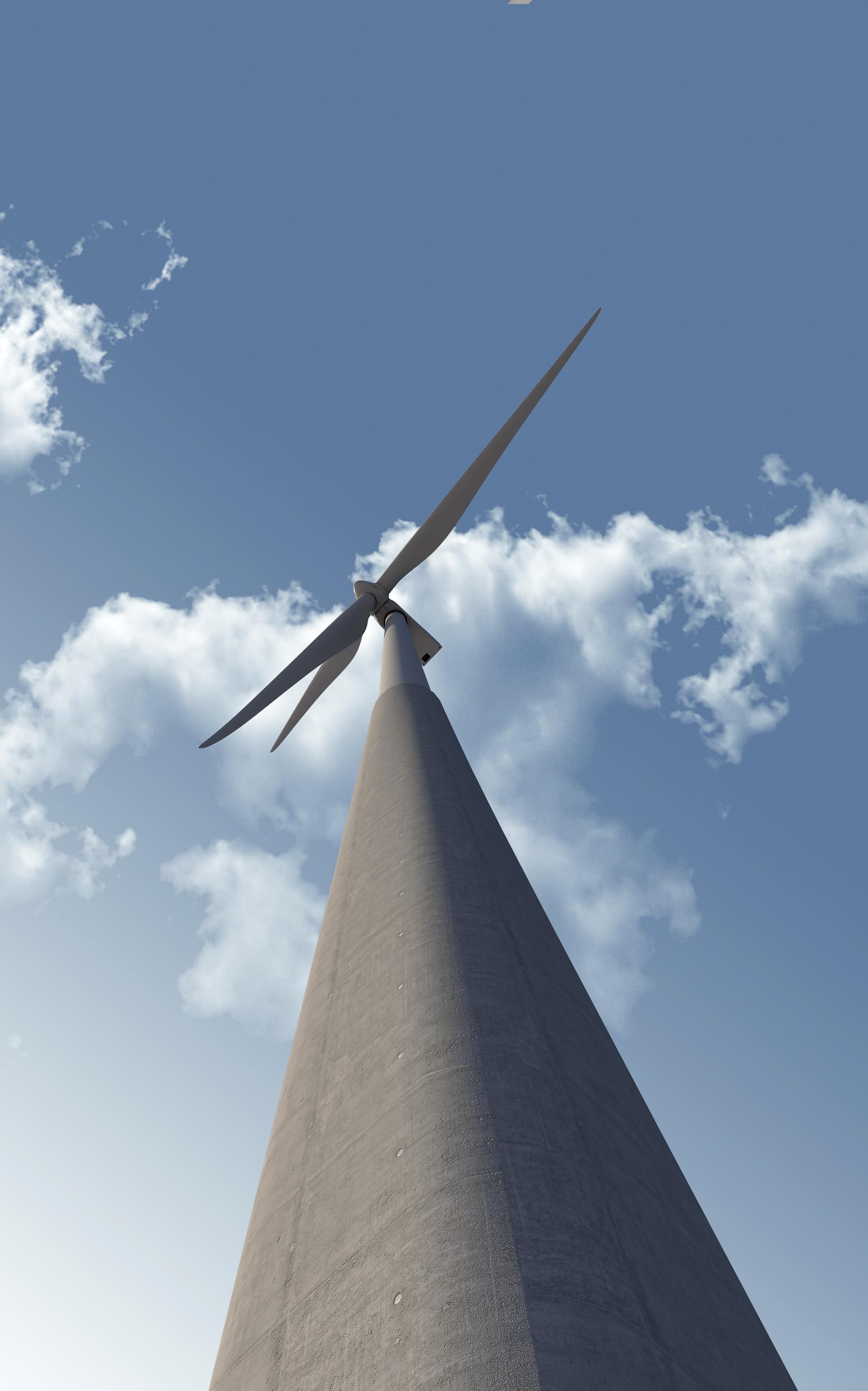 Wind Tower 2.5 MW