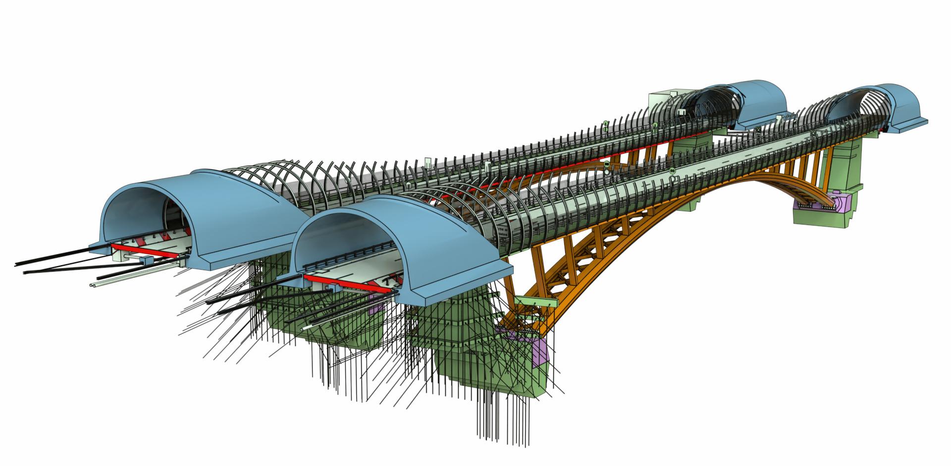 Implementación y gestión BIM en Variante Sur Metropolitana de Bilbao