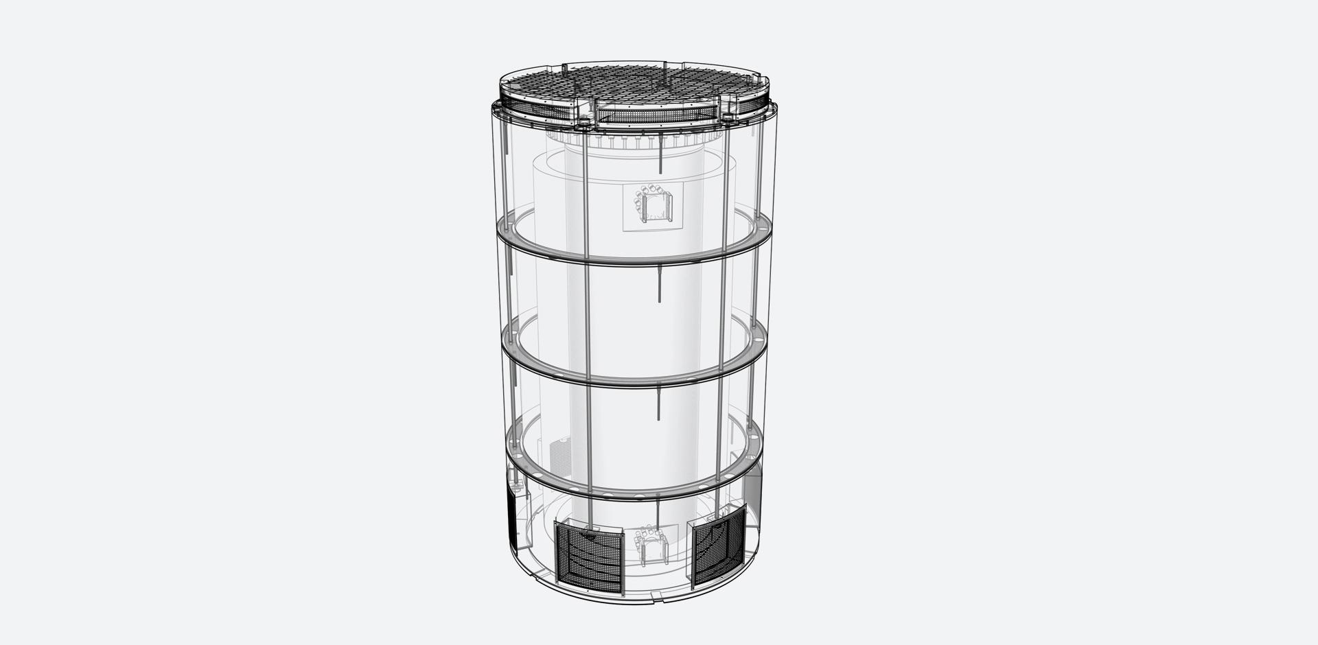 El Consejo de Ministros autoriza la fabricación de 44 nuevos contenedores de combustible nuclear gastado que incluyen nuestra patente MAB (Módulo Auxiliar de Blindaje).